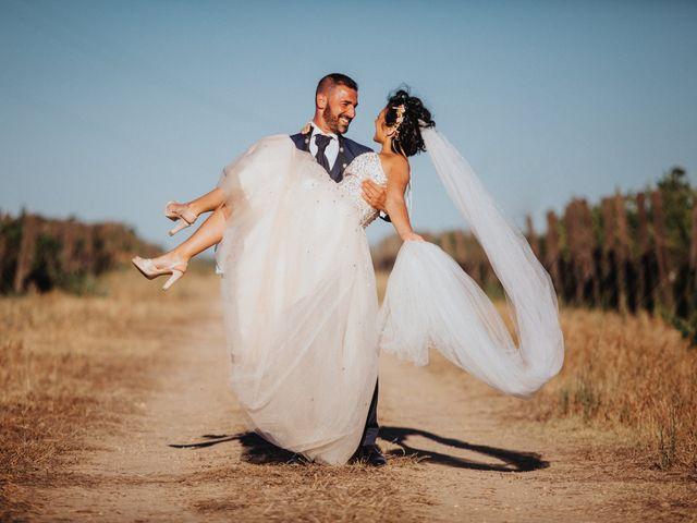 Il matrimonio di Fabio e Concetta a Monteiasi, Taranto 41