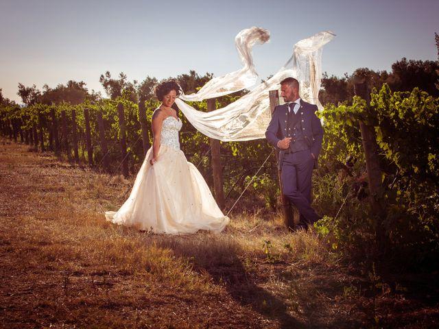 Il matrimonio di Fabio e Concetta a Monteiasi, Taranto 42
