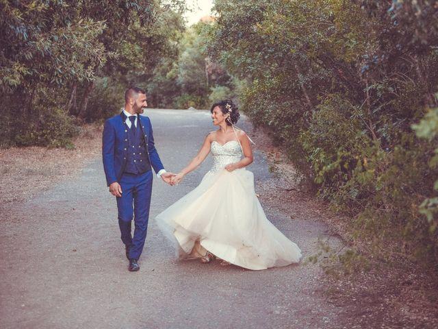 Il matrimonio di Fabio e Concetta a Monteiasi, Taranto 43