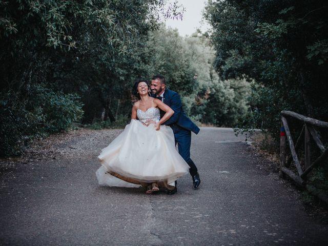 Il matrimonio di Fabio e Concetta a Monteiasi, Taranto 44