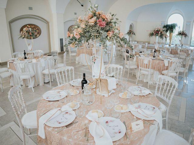 Il matrimonio di Fabio e Concetta a Monteiasi, Taranto 47