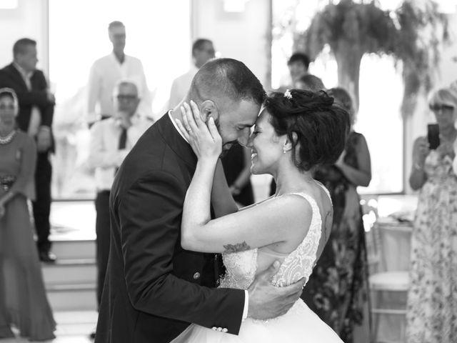 Il matrimonio di Fabio e Concetta a Monteiasi, Taranto 50