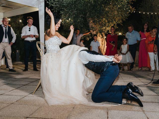 Il matrimonio di Fabio e Concetta a Monteiasi, Taranto 51
