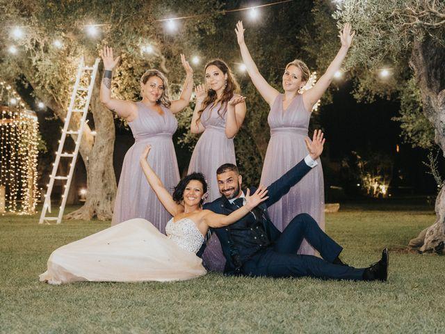 Il matrimonio di Fabio e Concetta a Monteiasi, Taranto 52
