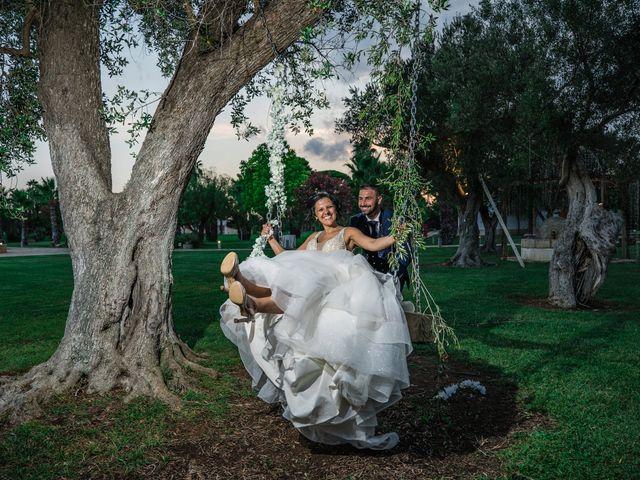 Il matrimonio di Fabio e Concetta a Monteiasi, Taranto 53