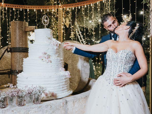 Il matrimonio di Fabio e Concetta a Monteiasi, Taranto 56