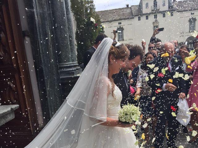 Il matrimonio di Lorenzo Campanella Castelvecchi e Eleonora Mariani a Biella, Biella 16