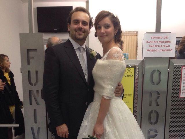Il matrimonio di Lorenzo Campanella Castelvecchi e Eleonora Mariani a Biella, Biella 17