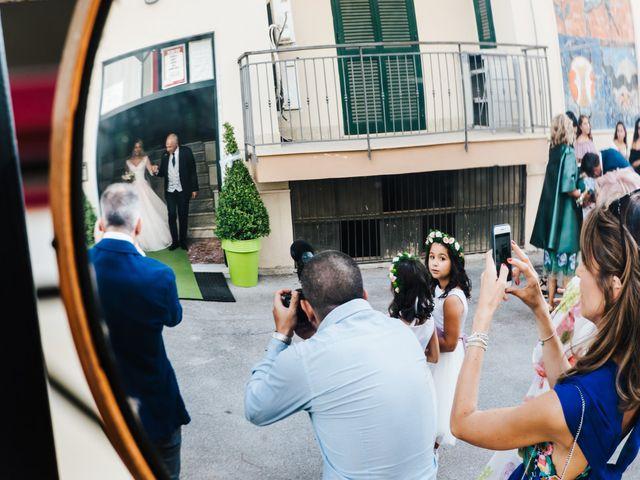 Il matrimonio di Valeria e Francesco a Battipaglia, Salerno 36
