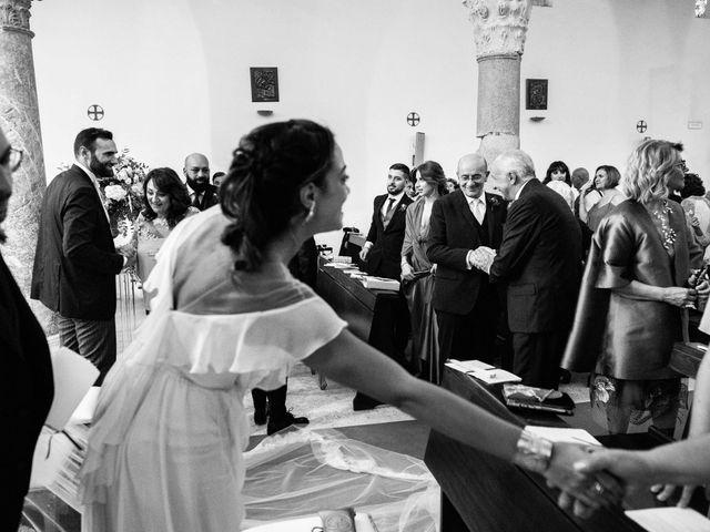 Il matrimonio di Valeria e Francesco a Battipaglia, Salerno 52