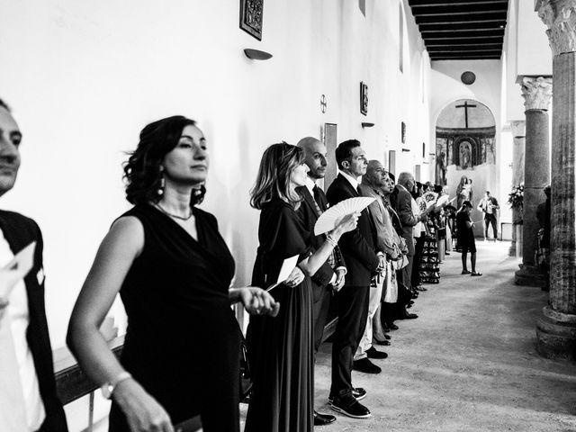 Il matrimonio di Valeria e Francesco a Battipaglia, Salerno 53