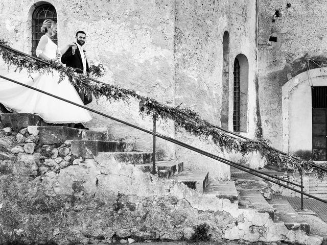 Il matrimonio di Valeria e Francesco a Battipaglia, Salerno 61