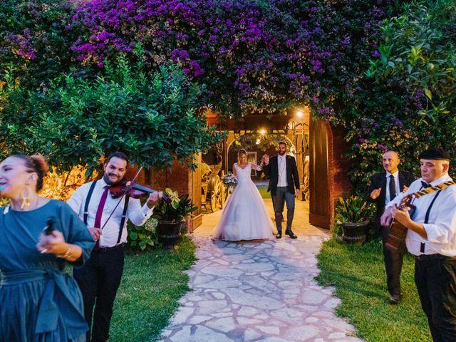 Il matrimonio di Valeria e Francesco a Battipaglia, Salerno 70