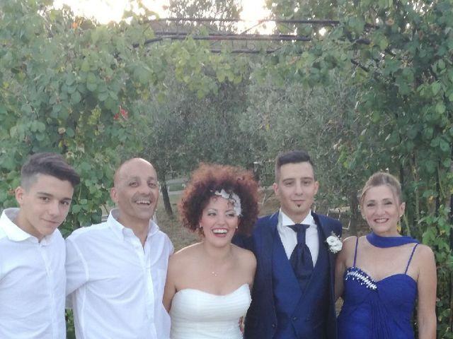 Il matrimonio di Mirko e Giulia a Carmignano, Prato 1