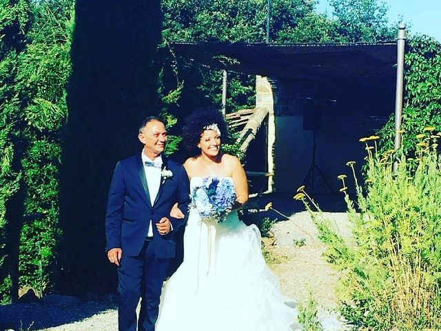 Il matrimonio di Mirko e Giulia a Carmignano, Prato 3