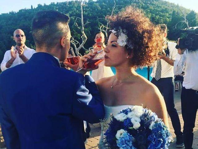 Il matrimonio di Mirko e Giulia a Carmignano, Prato 6