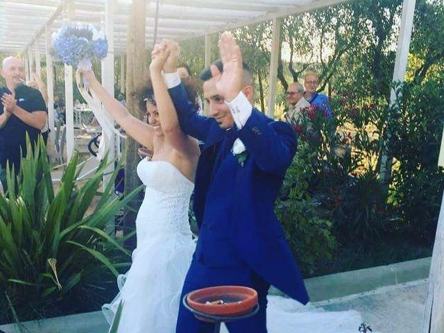 Il matrimonio di Mirko e Giulia a Carmignano, Prato 7