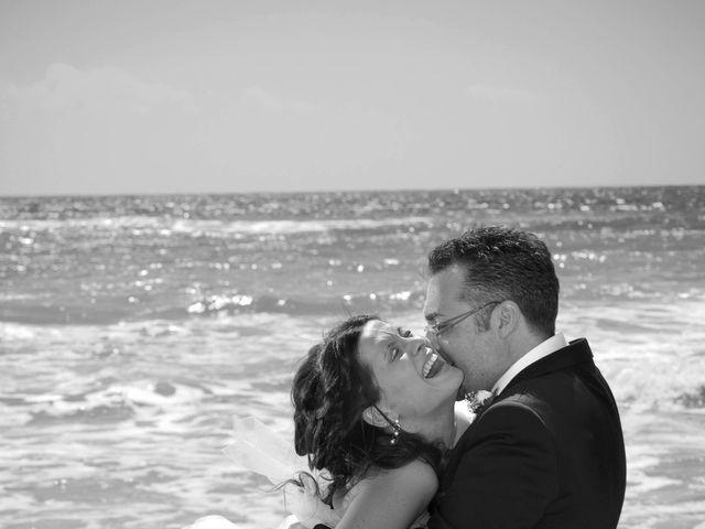 le nozze di Paola e Vittorio