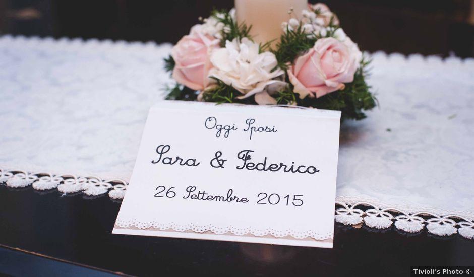 Il matrimonio di Federico e Sara a Cassano d'Adda, Milano