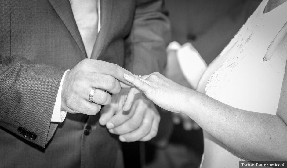 Il matrimonio di Oana e Salvatore a Feletto, Torino