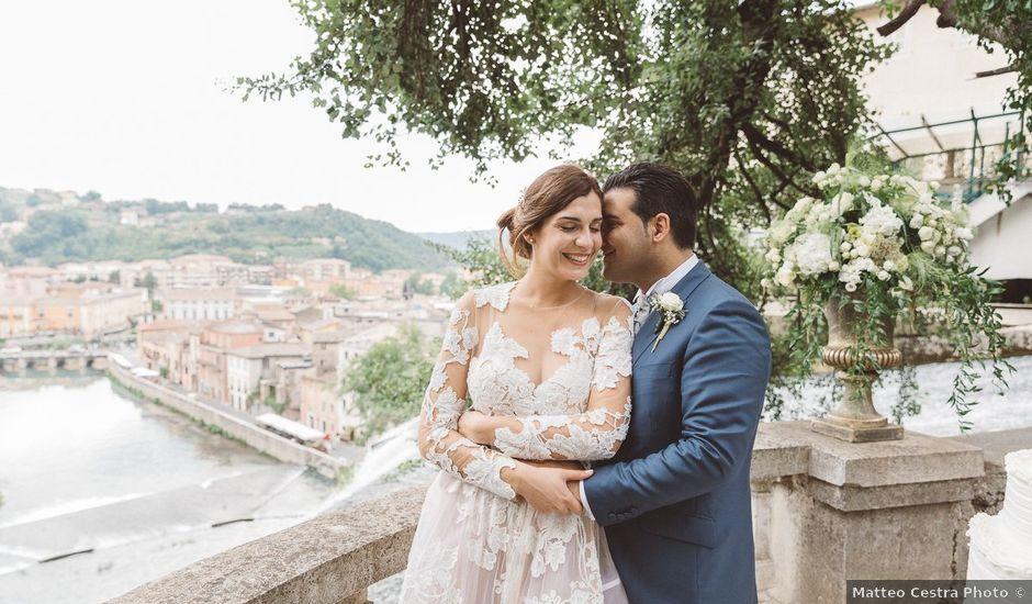 Il matrimonio di Gennaro e Claudia a Veroli, Frosinone