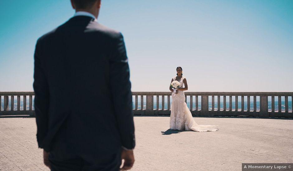 Il matrimonio di Antonio e Rossana a Mottola, Taranto