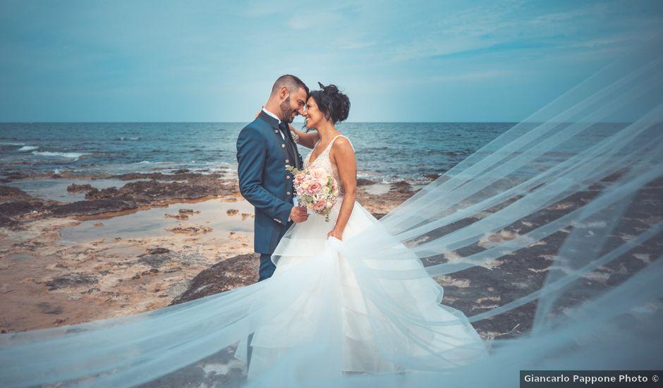 Il matrimonio di Fabio e Concetta a Monteiasi, Taranto