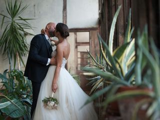Le nozze di Federica e Alfredo