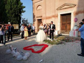 Le nozze di Chiara e Alex 1