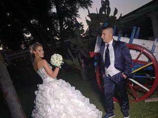Le nozze di Valentina e Cataldo 1