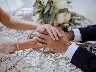 Le nozze di Jamuna e Dimitri