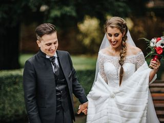Le nozze di Anna e Paolo 1