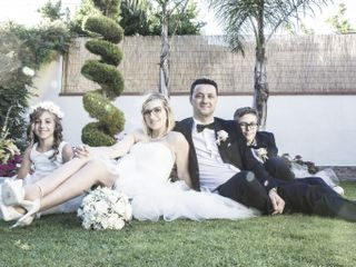 Le nozze di Paolo e Pamela