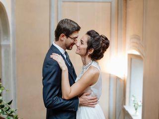 Le nozze di Cecilia e Giorgio