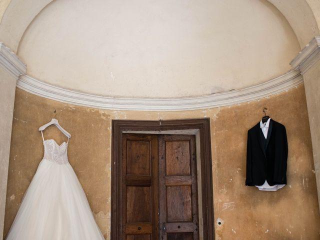 Il matrimonio di Alfredo e Federica a San Sebastiano da Po, Torino 1