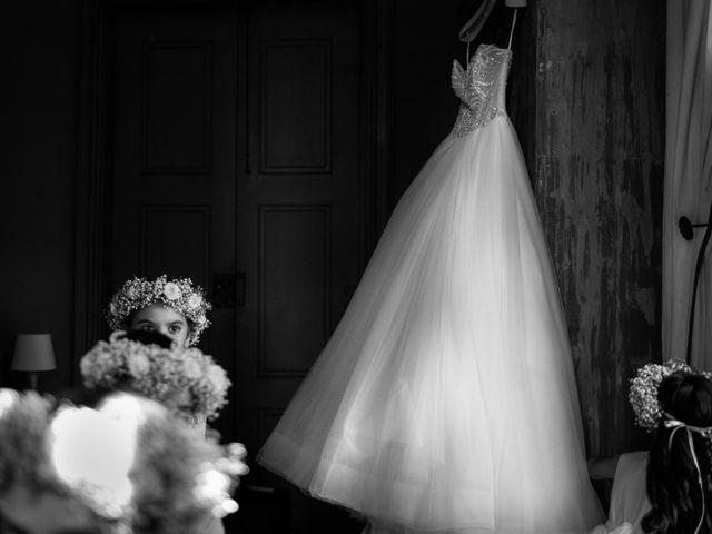 Il matrimonio di Alfredo e Federica a San Sebastiano da Po, Torino 15