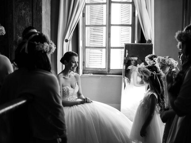 Il matrimonio di Alfredo e Federica a San Sebastiano da Po, Torino 20