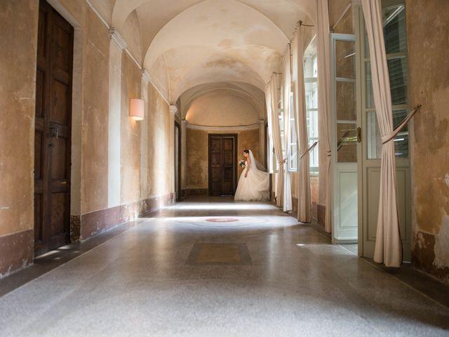 Il matrimonio di Alfredo e Federica a San Sebastiano da Po, Torino 22