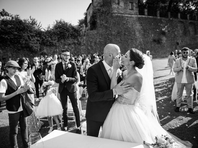 Il matrimonio di Alfredo e Federica a San Sebastiano da Po, Torino 30