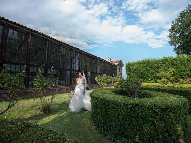 Il matrimonio di Alfredo e Federica a San Sebastiano da Po, Torino 31