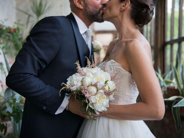 Il matrimonio di Alfredo e Federica a San Sebastiano da Po, Torino 35
