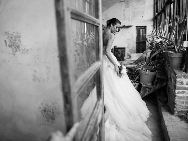 Il matrimonio di Alfredo e Federica a San Sebastiano da Po, Torino 39