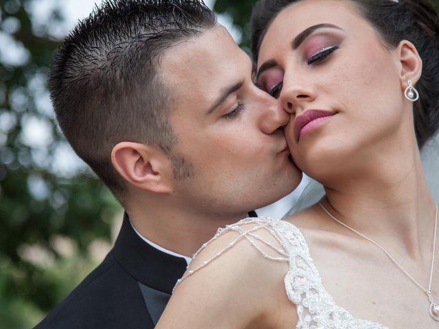 Il matrimonio di Christian  e Claudia a Villalba, Caltanissetta 2
