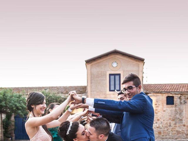 Il matrimonio di Christian  e Claudia a Villalba, Caltanissetta 12