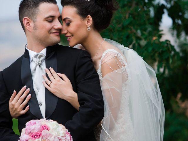 Il matrimonio di Christian  e Claudia a Villalba, Caltanissetta 14