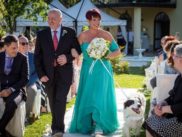 Il matrimonio di Daniele e Irene a Asti, Asti 18