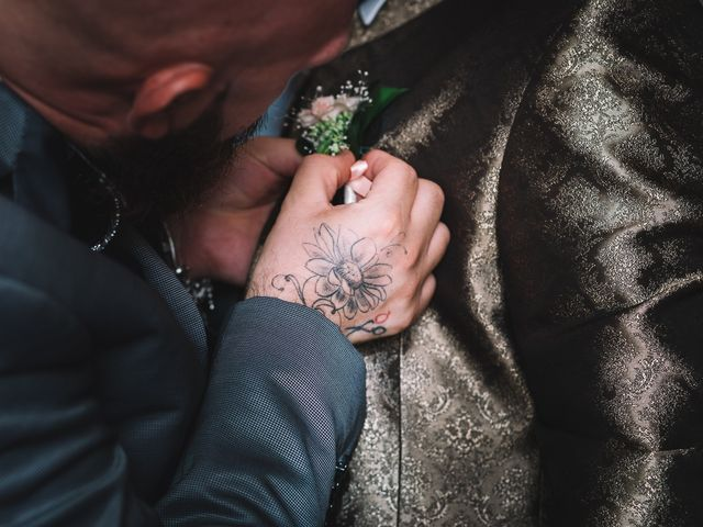 Il matrimonio di Giuseppe e Federica a Sassari, Sassari 20