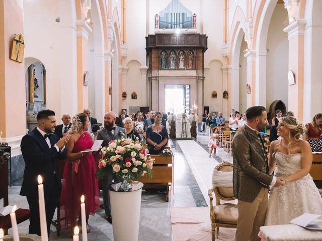 Il matrimonio di Giuseppe e Federica a Sassari, Sassari 35