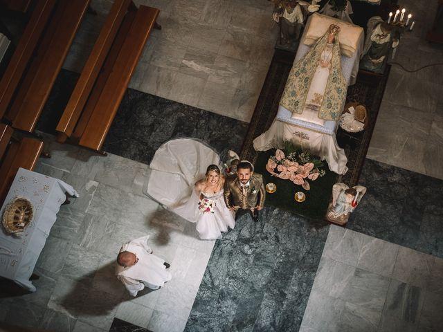 Il matrimonio di Giuseppe e Federica a Sassari, Sassari 45