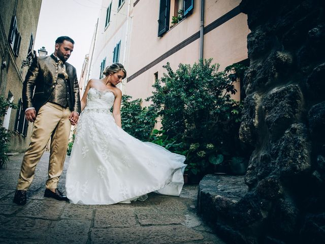 Il matrimonio di Giuseppe e Federica a Sassari, Sassari 91